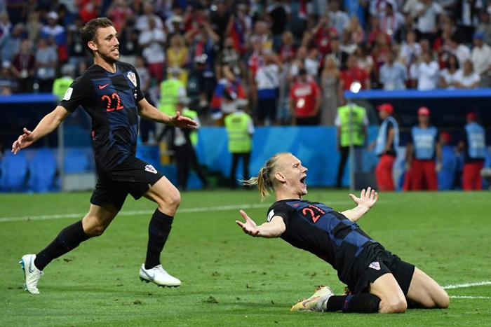 फीफा विश्व कप 2018: पेनाल्टी शूटआउट में क्रोएशिया ने मारी बाजी