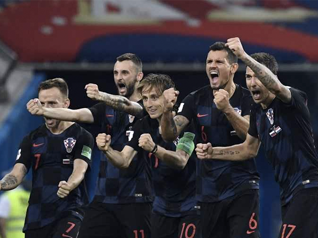 FIFA World Cup 2018: Croatia Stay Afloat As Russias Fairytale Run Ends