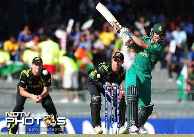 Australia beat South Africa by 8 wickets