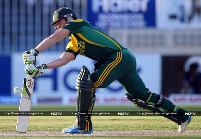 South Africa thrash Pak to win series 4-1