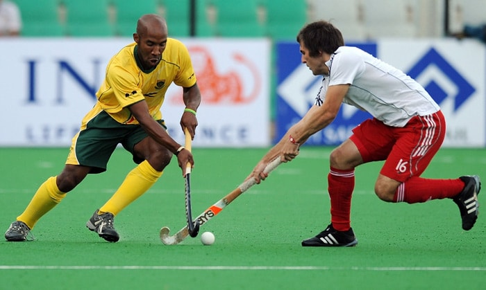 Hockey WC: England beat SA
