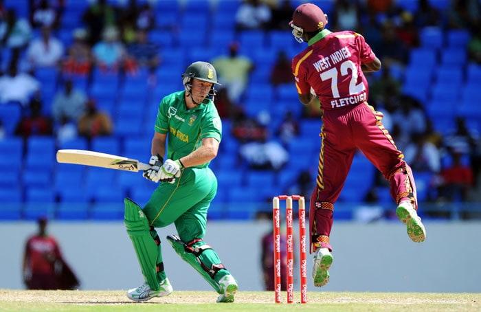 2nd T20 Match: SA vs WI