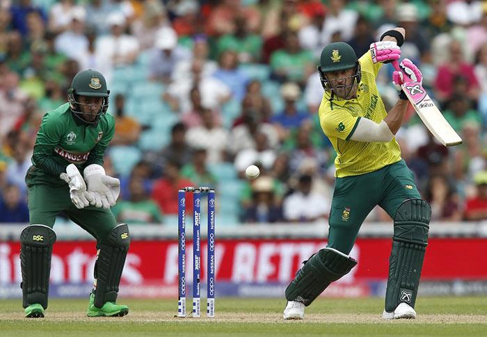 बांग्लादेश ने दक्षिण अफ्रीका को 21 रन से हराया