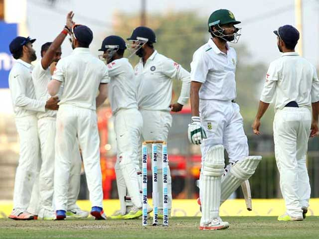 Nagpur Test: South Africa Face Uphill Battle for Survival