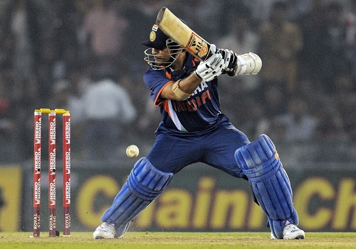 Sachin on top of ODI summit