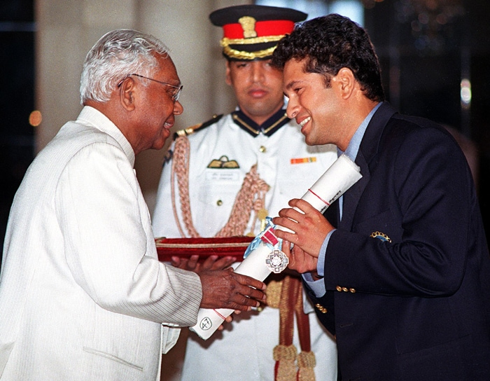 Sachin Tendulkar: Awards and Honours