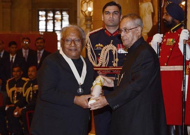 Professor CNR Rao honoured too