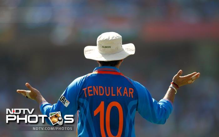 100th ton: Is Sachin missing a special someone?