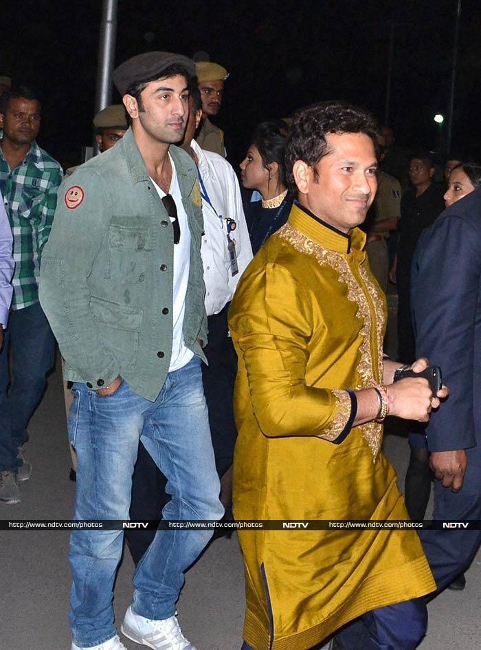Diwali and Sachin Tendulkar make Kolkata festive