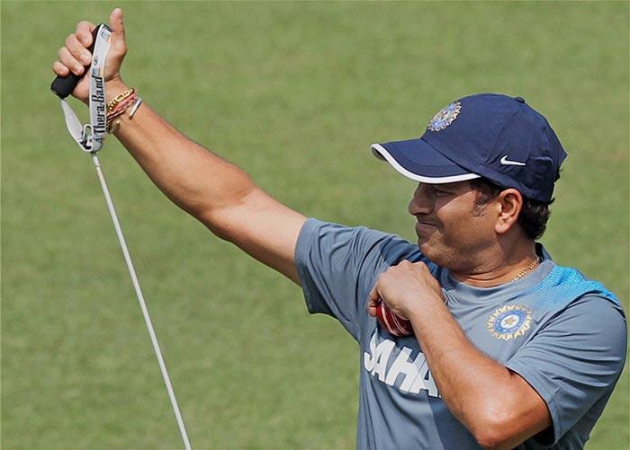 After farewell frenzy at Eden, Sachin Tendulkar aims for bull's eye