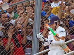 Photo : Sachin's final test: 10 photos you just can't miss