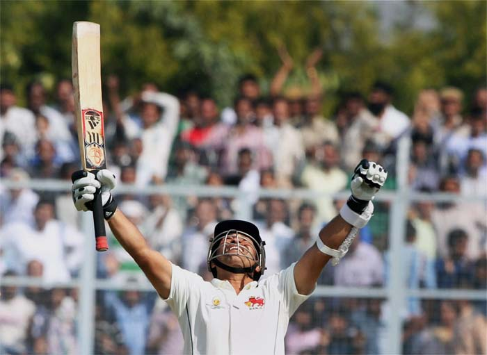 Vignettes from Sachin's farewell domestic match