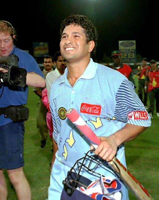 Sachin Tendulkar: The legend turns 40