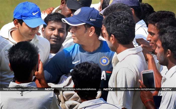 All eyes on Sachin Tendulkar as retirement nears