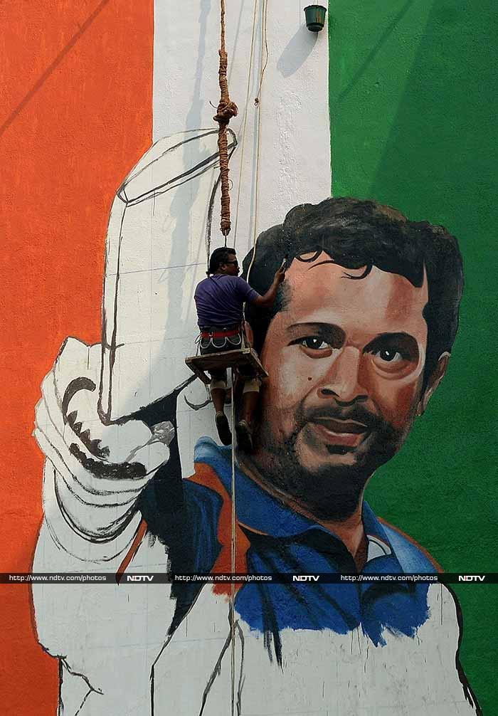 Mumbai gears up for homeboy Sachin Tendulkar