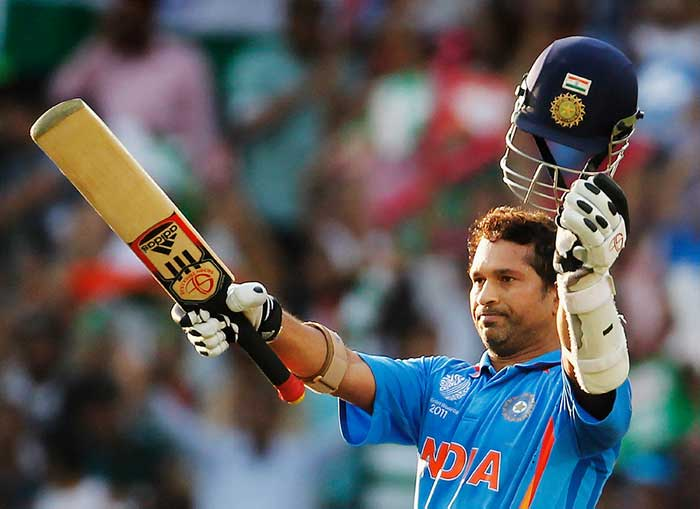 2011 World Cup: India vs South Africa