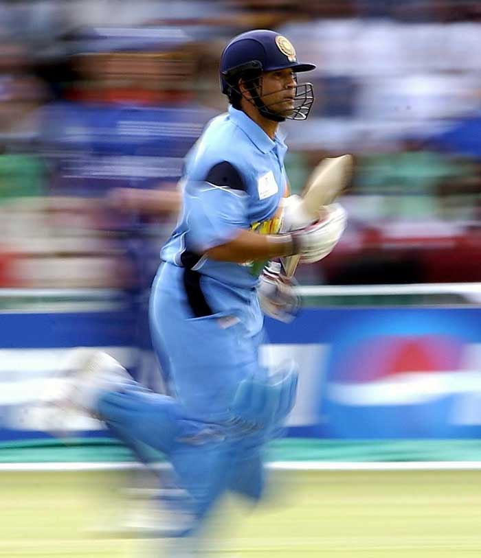 2003 World Cup: India vs Zimbabwe