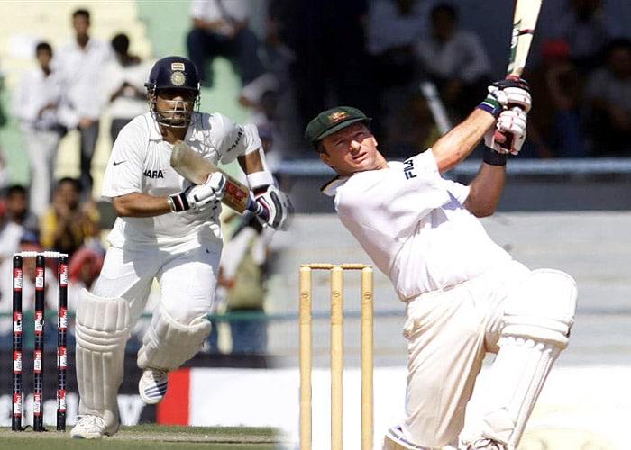 Sachin's cricketing milestones