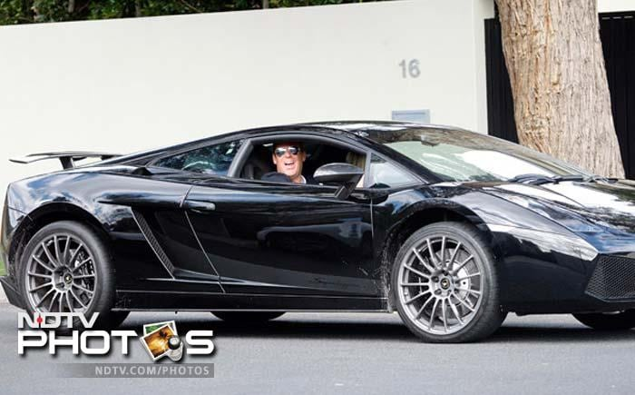 Who Owns Audi >> Cricketers and their fast machines | Photo Gallery
