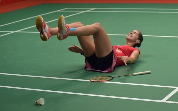Saina Nehwal Settles for Silver in World Badminton Championships