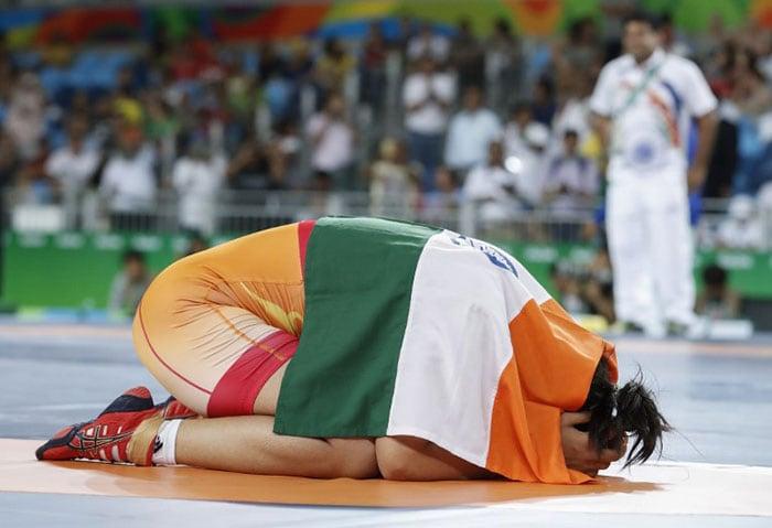 ओलिंपिक: 11 दिनों का इंतज़ार खत्म, आखिरी चंद सेकेंड में साक्षी ने रच दिया इतिहास...