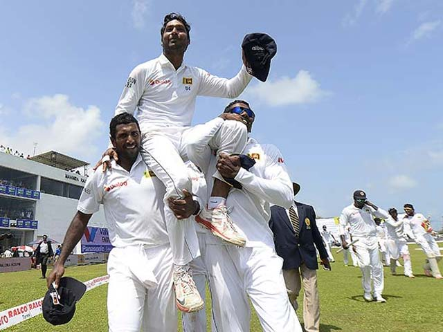 Galle Bids Farewell to Kumar Sangakkara