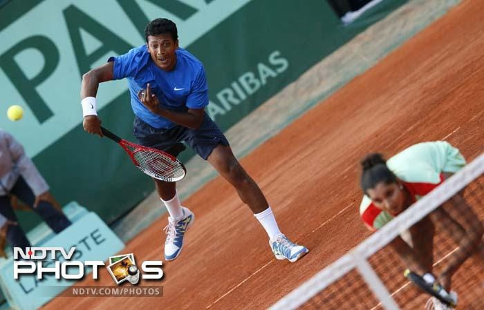 French Open: When Sania, Bhupathi ruled Roland Garros