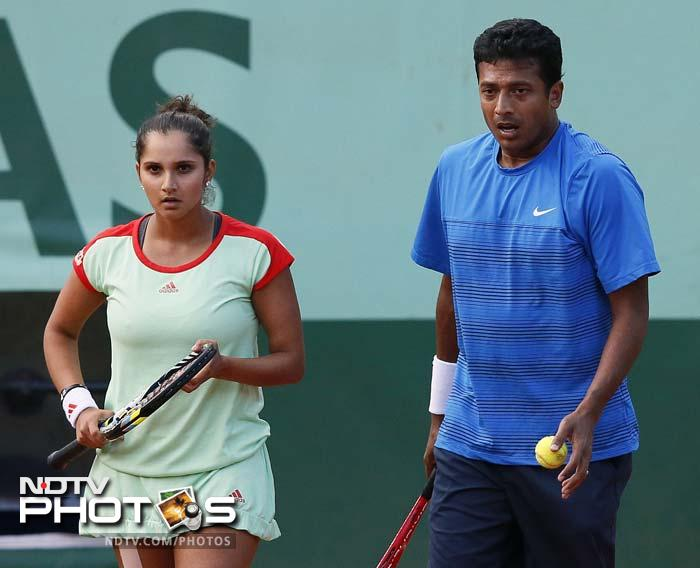 French Open: Sania-Mahesh claim mixed doubles trophy