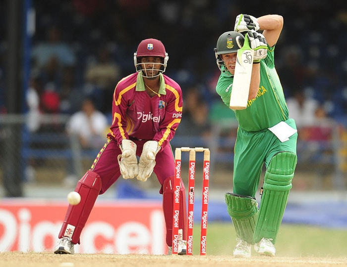 SA vs WI: 5th ODI