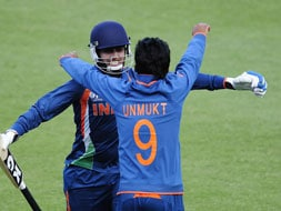 Photo : Under 19 World Cup: India beat Pakistan in a thrilling encounter