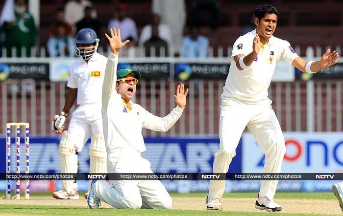 3rd Test, Day 2: Perera, Mathews miss tons as Sri Lanka foil Pakistan