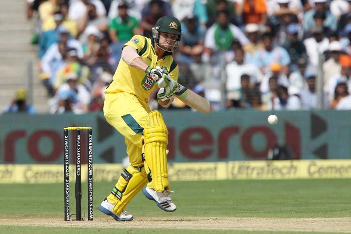 1st ODI: Australia thrash India by 72 runs to go 1-0 up
