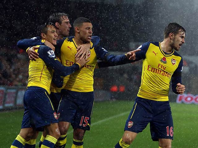 EPL: Arsenal, Spurs Stunned; Newcastle Gain Three Points