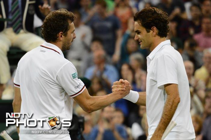 Wimbledon 2012: Day 5 Highlights