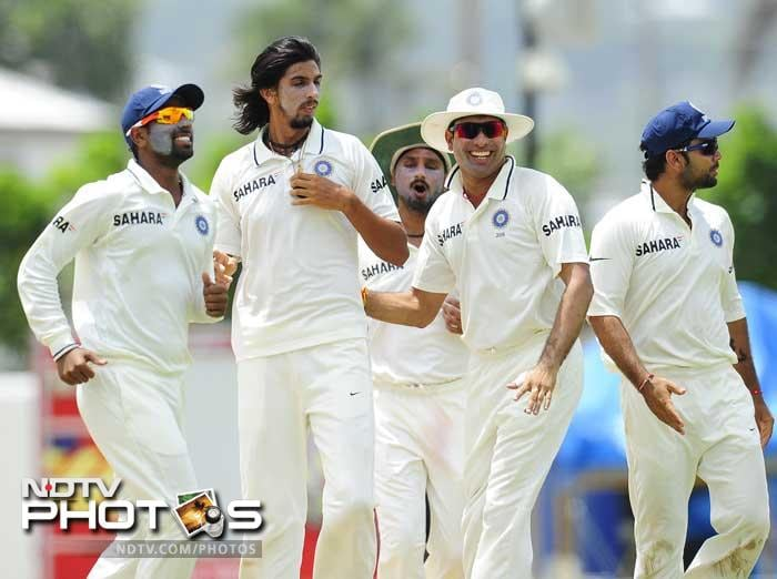 2nd Test: West Indies vs India