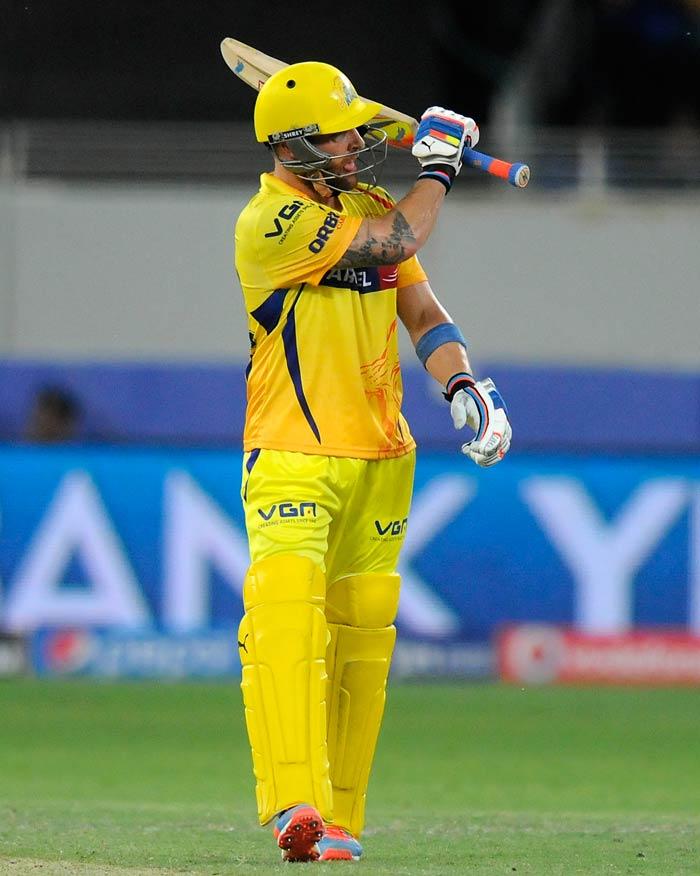 IPL 7: Mohit, McCullum script 7-wicket win for Chennai over Mumbai