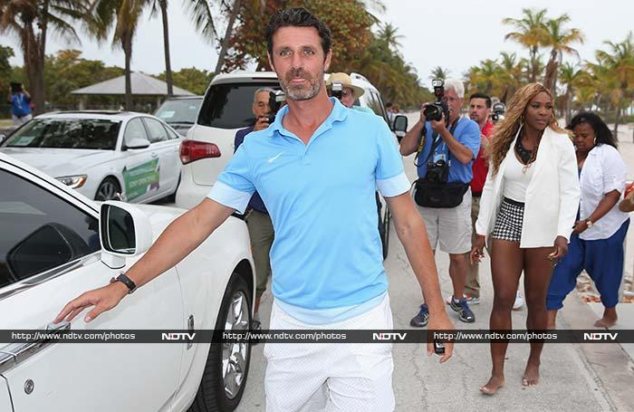Meet Patrick Mouratoglou, Serena Williams' 'special one'