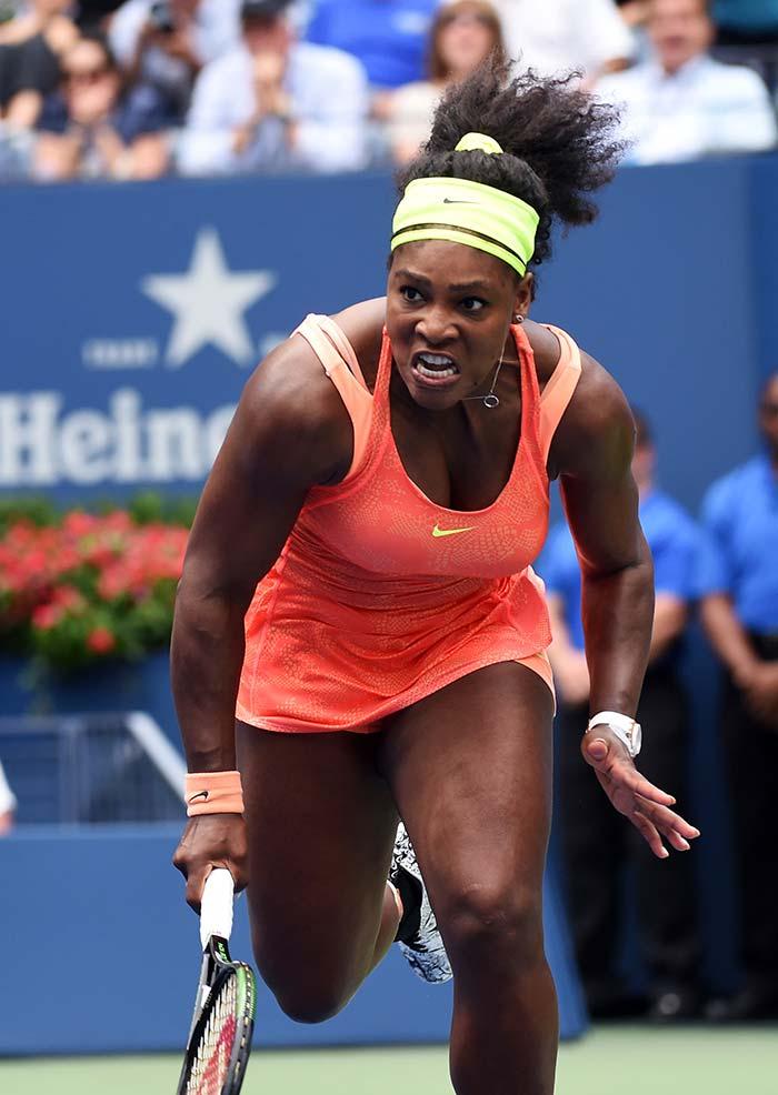 Serena Williams Fails to Fly on Calendar Grand Slam High