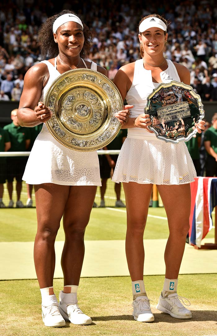 Serena is the Queen of Wimbledon for the Sixth Time