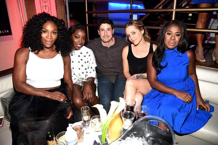 Serena Williams Turns Karaoke Star Before US Open