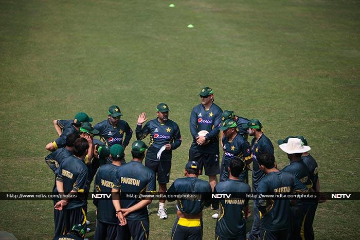Asia Cup: Pakistan players gear up for title defence
