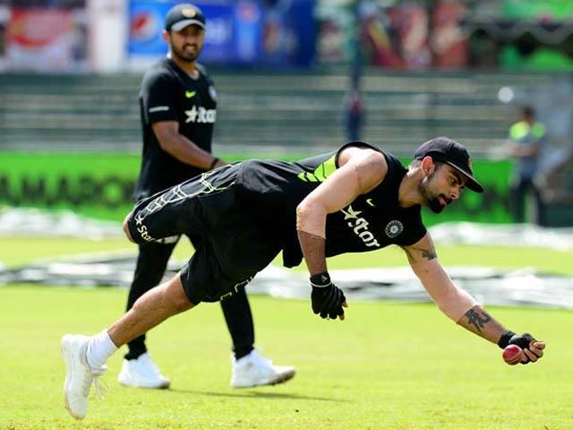 India Prepare Ahead of Series Decider vs Sri Lanka