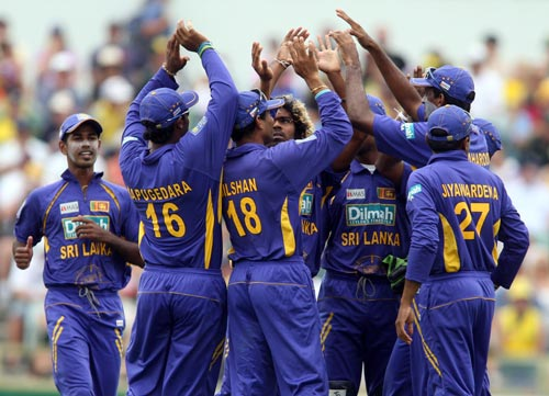 6th Match: Sri Lanka vs Australia