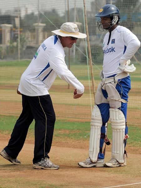 Sri Lanka's net session