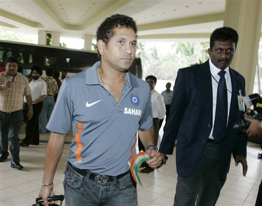 India arrive in Colombo