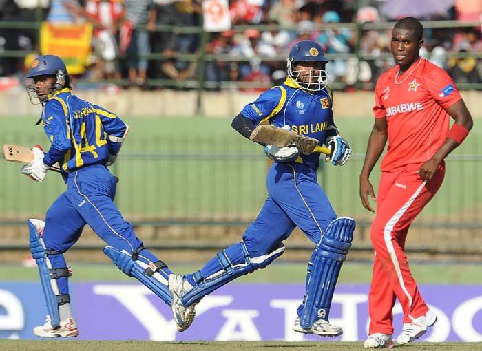 Sri Lanka defeat Zimbabwe by 139 runs