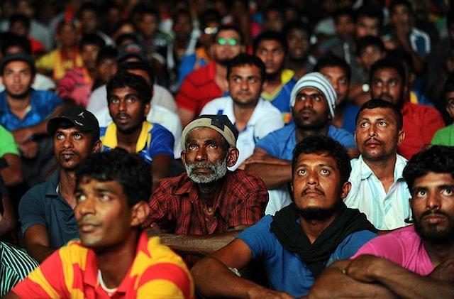 How Sri Lanka celebrated their ICC World Twenty20 win