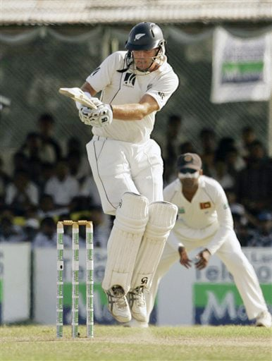 SL vs NZ: 1st Test, Day 2