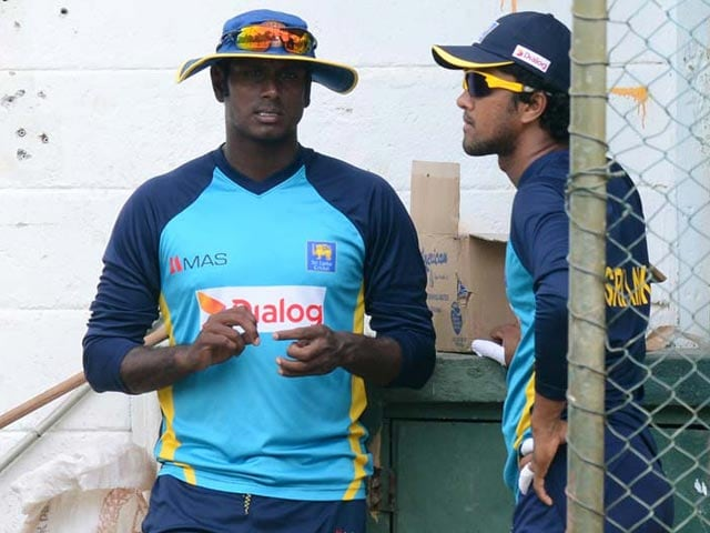 SL Prepare for Life Without Sanga, Train Hard for Final Test vs India