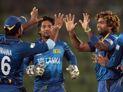 World T20: Sri Lanka ride Duckworth-Lewis vs Windies, sail into final